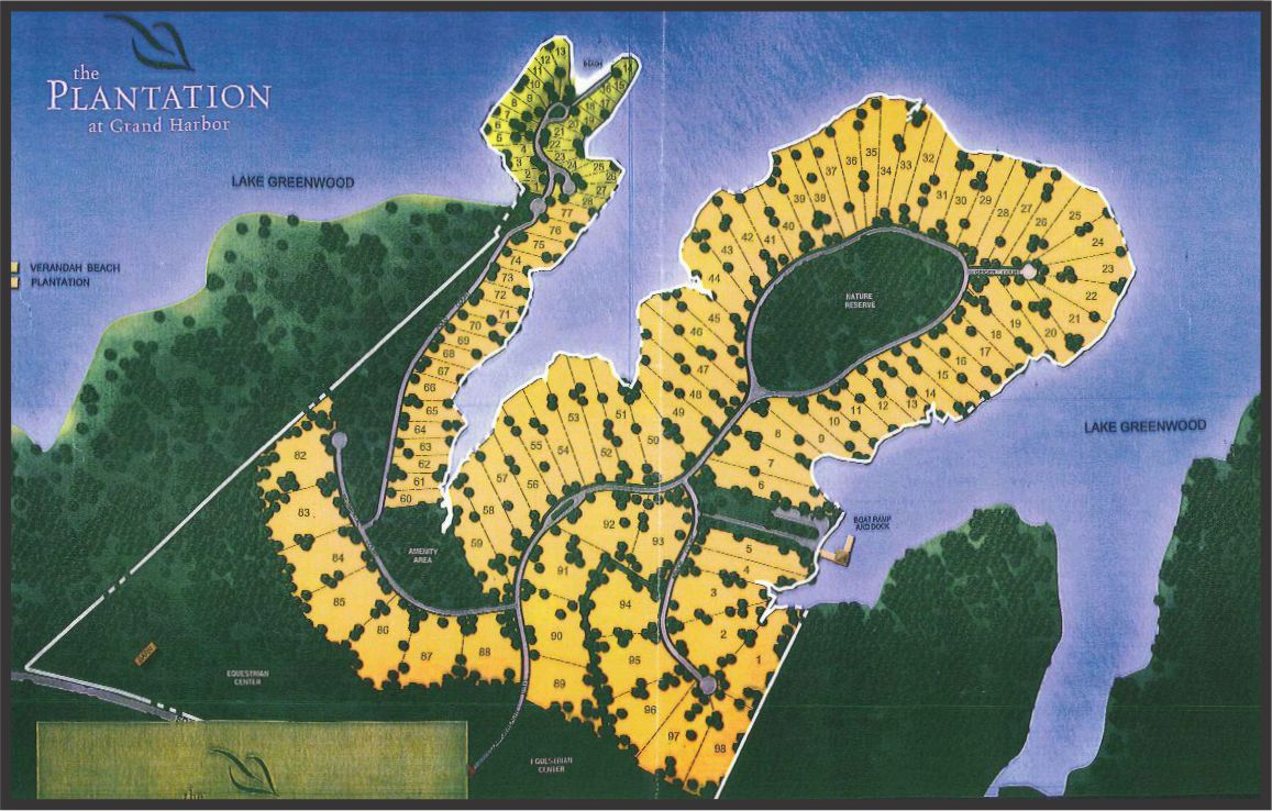 Site Maps Grand Harbor