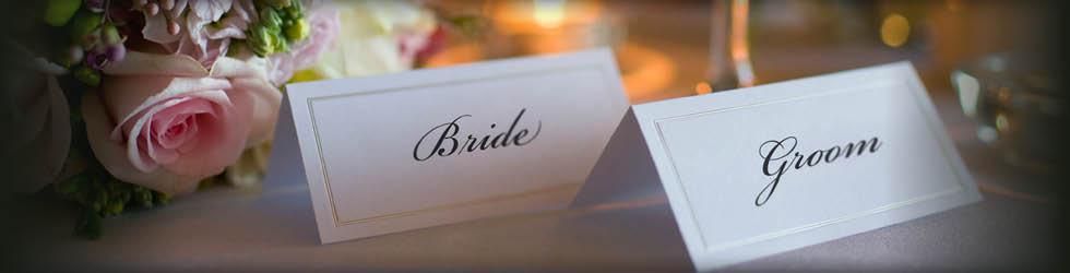 Wedding_Placards | Grand Harbor