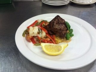 Weekend Fine Dining at Grand Harbor 3-12-16
