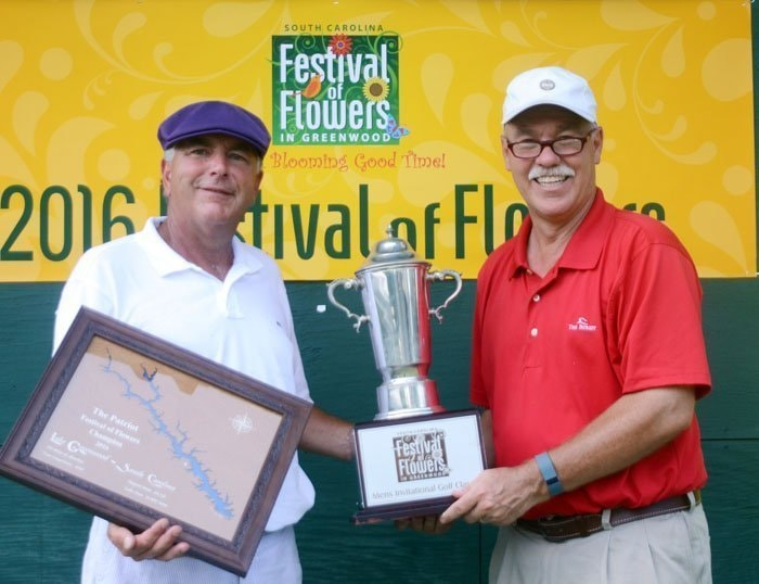 South Carolina Festival of Flowers Men's Amateur & Senior Championship