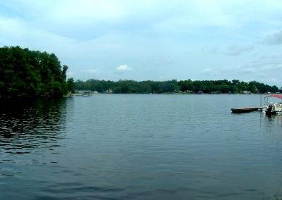 Retreat lake front homesite 39 001