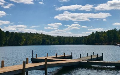 Just Reduced – Big Lake View Overlooking Greenwood State Park