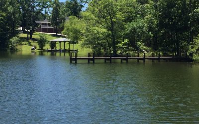 Large Lake Cove Homesite In The Plantation