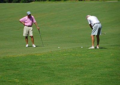 """Allen """"A"""" Coursey Memorial Tournament"""
