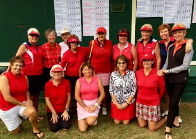 Ladies' Red Team