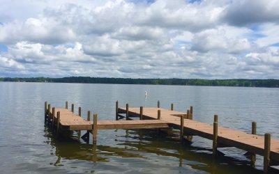 Plantation Lake Homesite With Miles Of Water Views