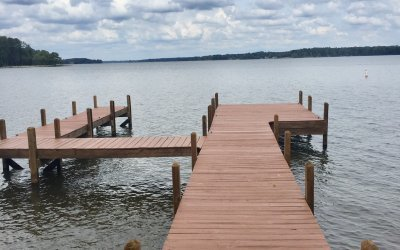 Plantation Lake Homesite With Miles Of Water Views