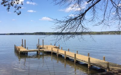 Plantation Lake Homesite With Big Water Views
