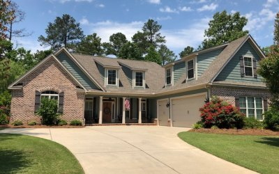 Beautiful Golf Course Home On The 8th Fairway