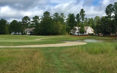 Golf Course Homesite On The 16th Hole