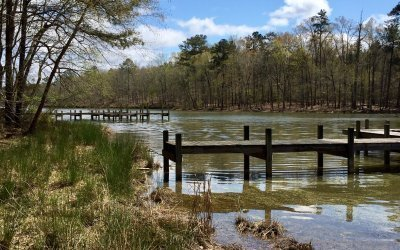 Lake Cove Property With Shared Dock In Place