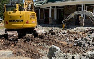 Clubhouse Renovation Update – Week One Progress